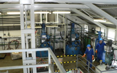 Első Vegyi Industria Zrt – Hatóanyaggyártó -Vegyésztechnikus