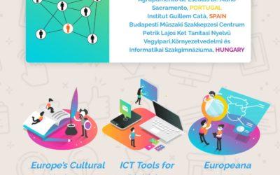 Erasmus+ EuroDigiCultHer porjektünk eddigi eredményei