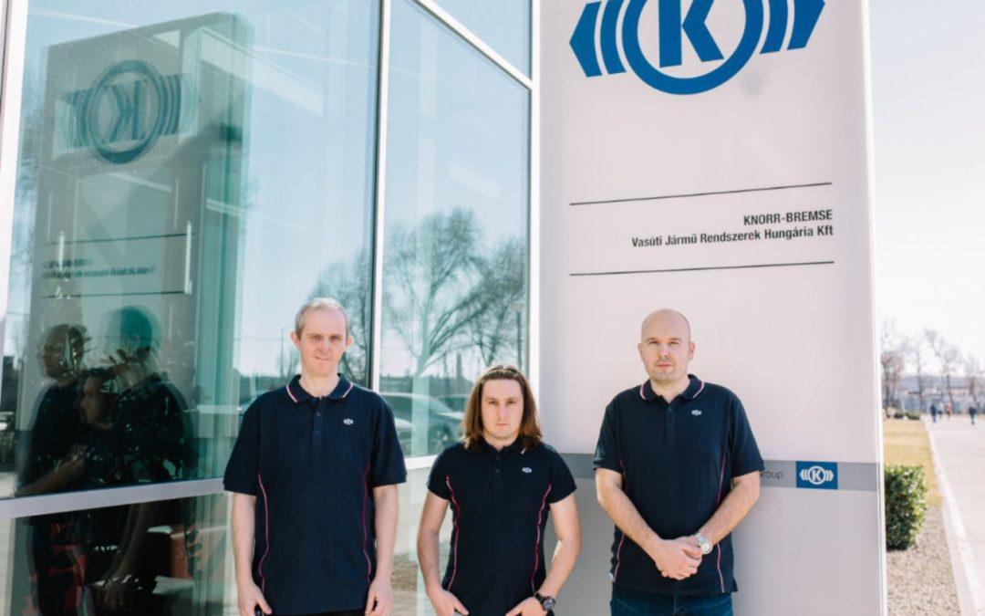 Knorr-Bremse Vasúti Jármű Rendszerek Hungária Kft -Vegyésztechnikus