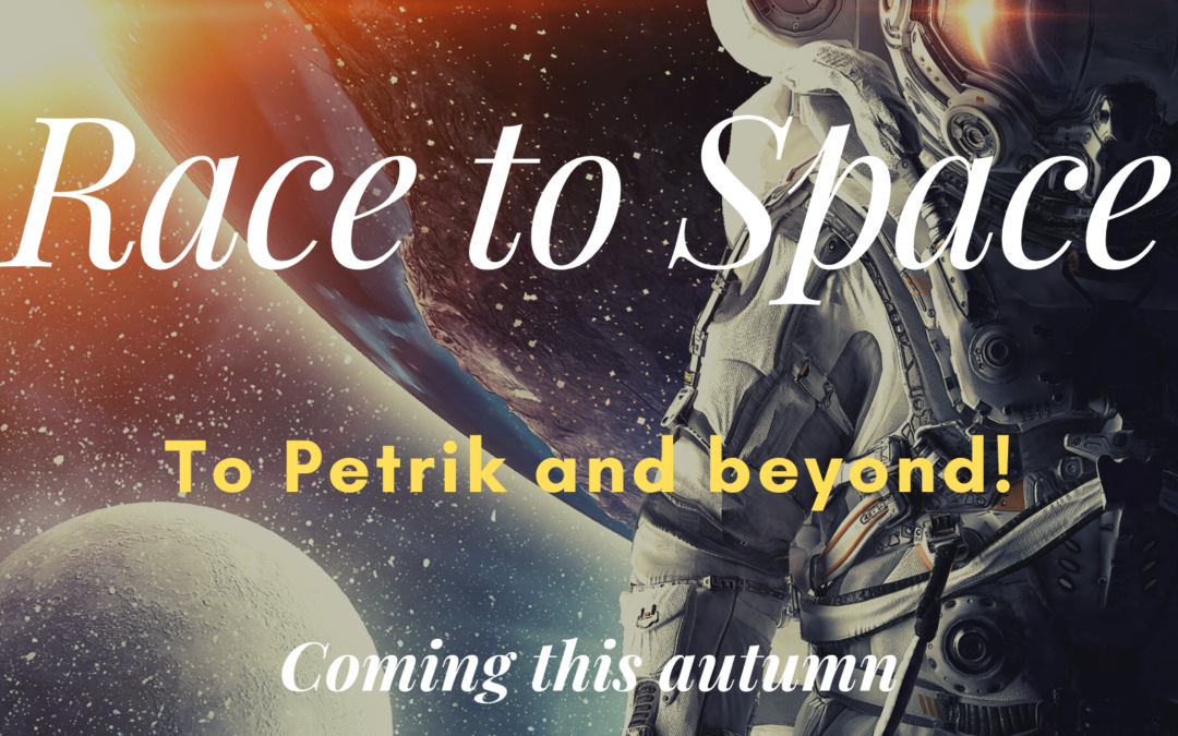 #petrikcodeweek2021: Race to Space! – to Petrik and beyond