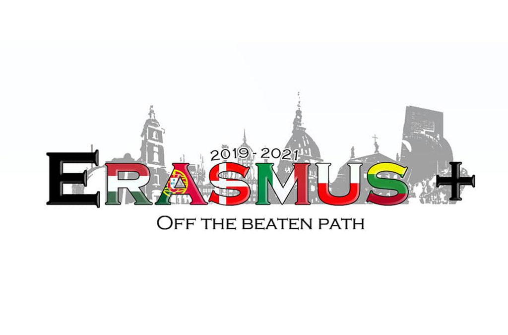 Erasmus+ Off the Beaten Path hivatalos honlap